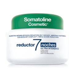 SOMATOLINE reductor ultra intensivo 7 noches