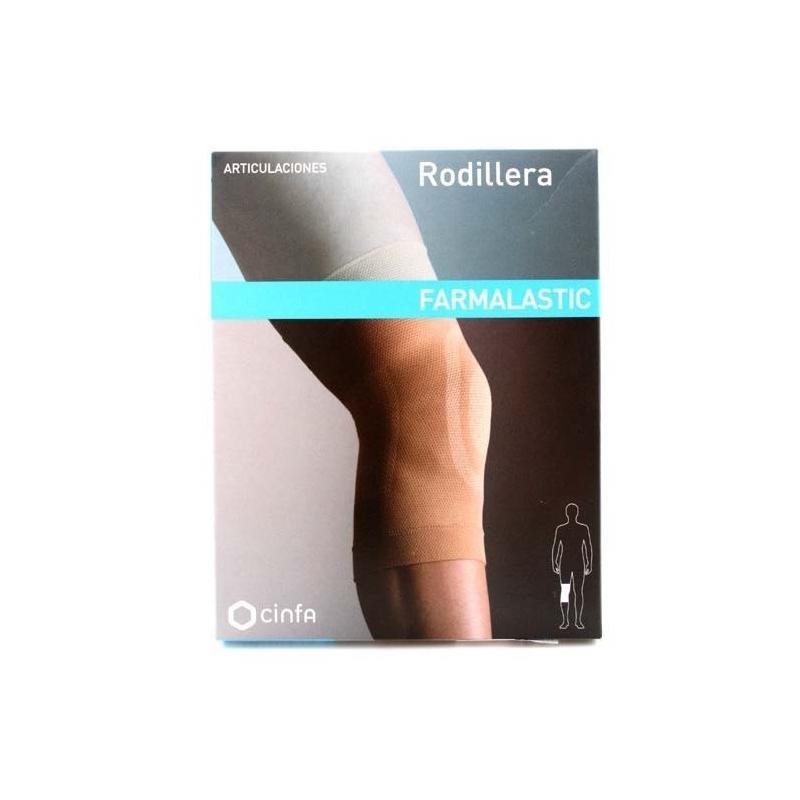 Rodillera farmalastic T-Med
