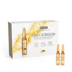 Isdinceutics  Flavo-c  Ultraglican  Ampollas 2 ml 30 unid