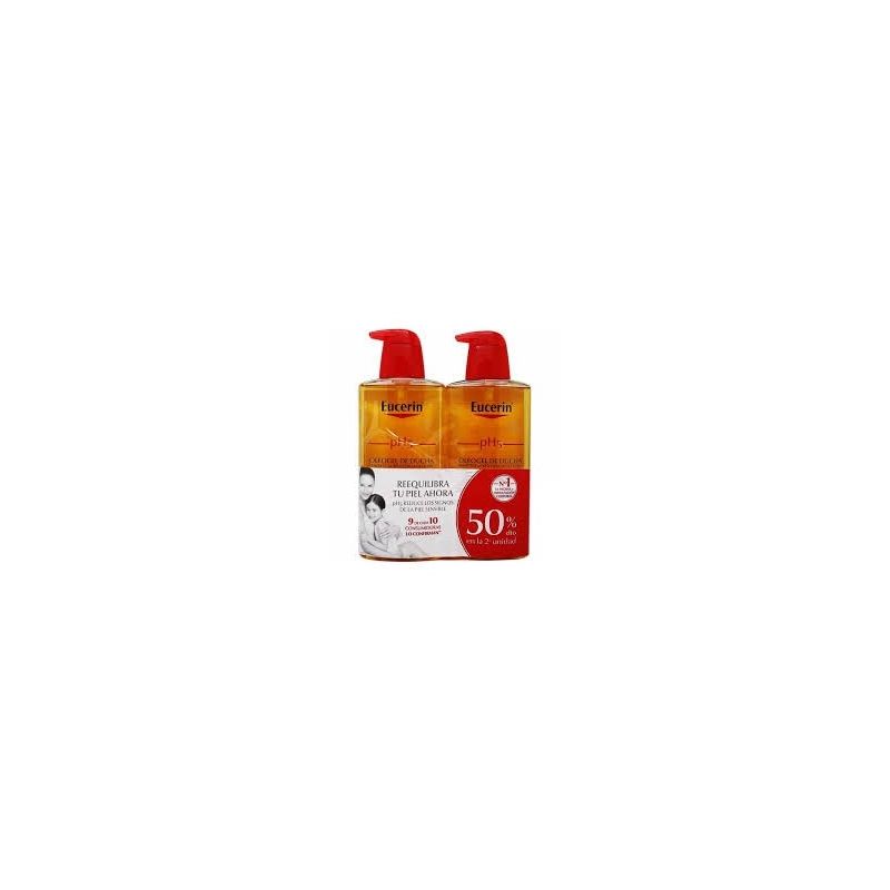 Eucerin pack oleogel 400ml x 2
