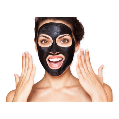 Koken mascarilla negra