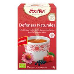 Yogi tea defensas naturales17 bolsitas