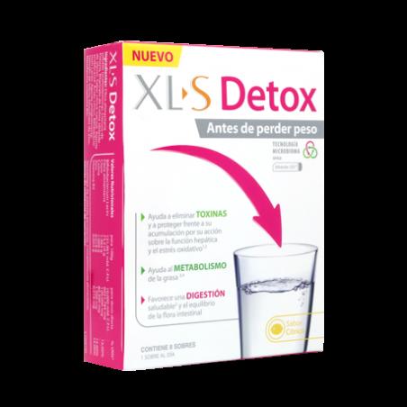XLS detox sobres 8 unidades