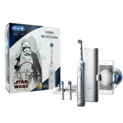 ORAL B cepillo genius 8300 crossaction star wars