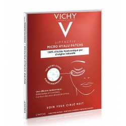 Vichy liftactiv micro hyalu 2 parches antiarrugas