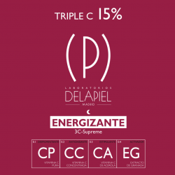 Delapiel energizante 15 ampollas