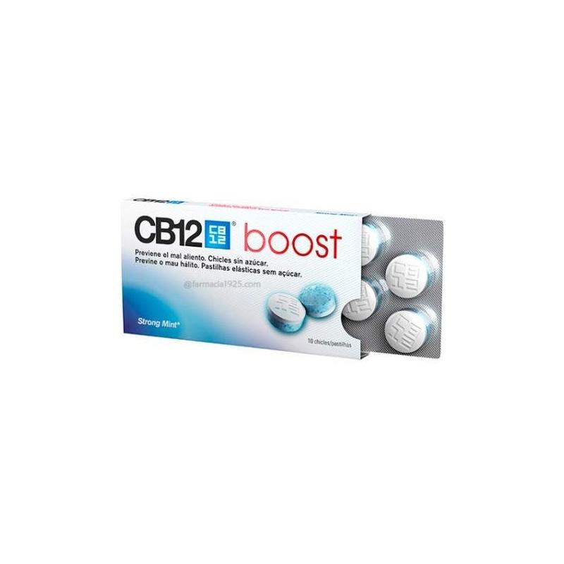 CB 12 BOOST 10 CHICLES