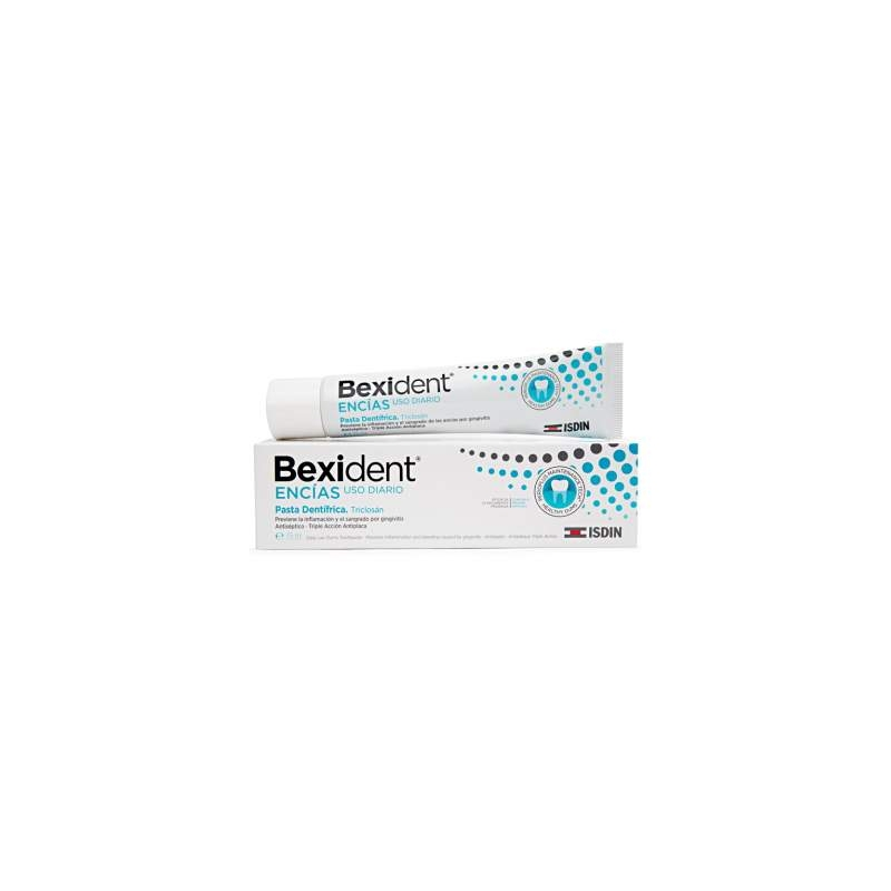 BEXIDENT ENCIAS PASTA DENTAL TRICLOSAN 75 ML