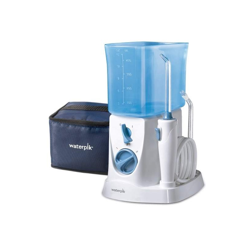 Waterpik Irrigador bucal traveler WP300 azul