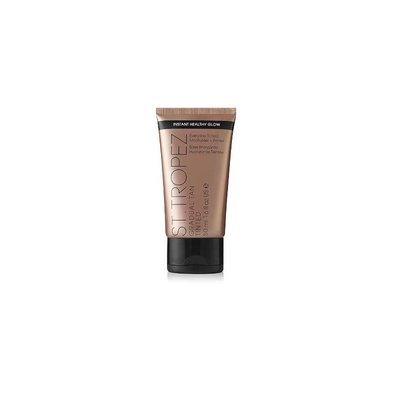 St Tropez gradual tan tinted moisturizer + primer 50 ml