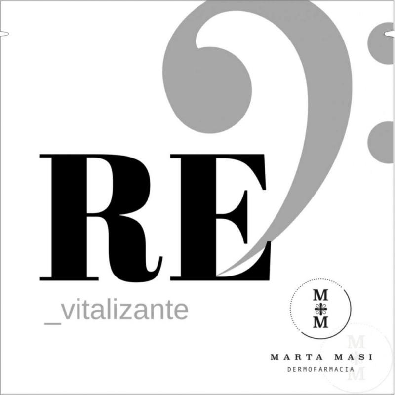 Mascarilla revitalizante de Marta Masi Re 1 unidad