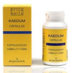 Triconails Kaedum fortalecedor de cabello y uñas 60 cápsulas