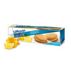 BIMANÁN snack galletas limón 12 unid