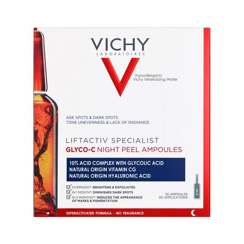 Vichy Liftactiv Glicólico 30 ampollas