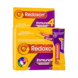 REDOXON inmuno 4 granulado