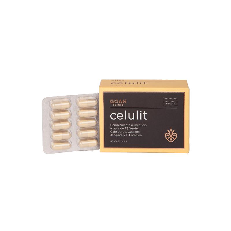Goah clinic celulit 60 caps