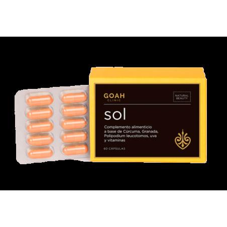 GOAH clinic sol 60 cápsulas