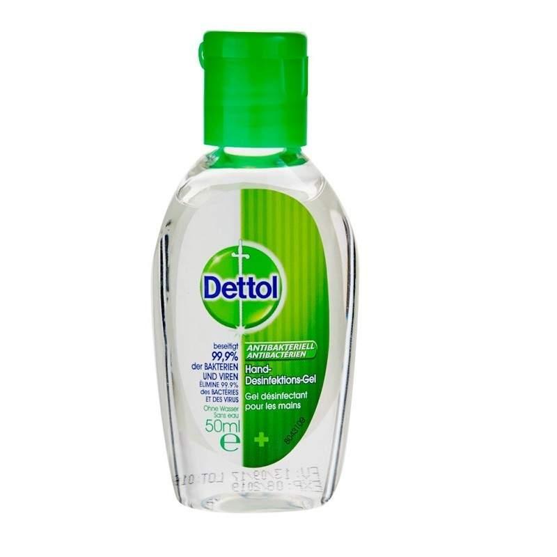 Dettol gel hidroalcohólico de manos 50 ml