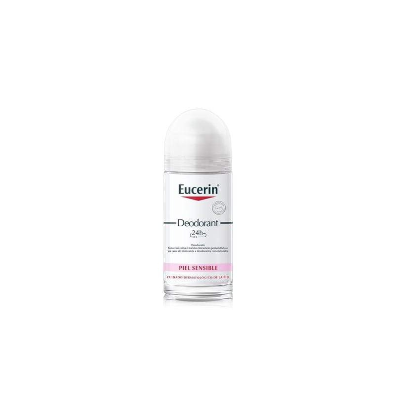 Eucerin Desodorante Piel Sensible Roll-on 50ml