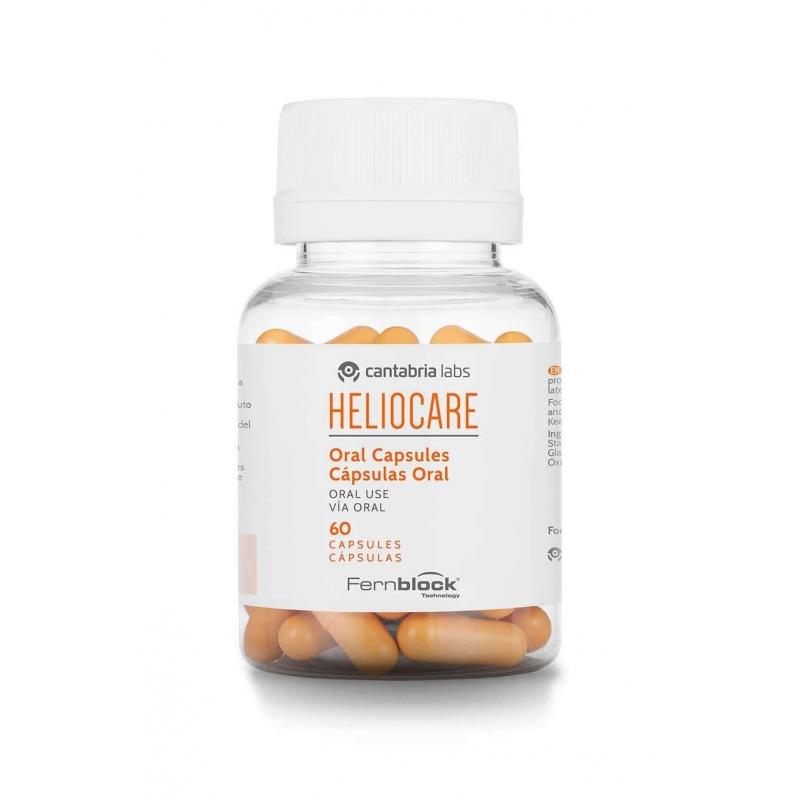 Heliocare 60 Cápsulas Oral