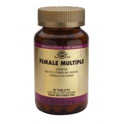 SOLGAR female multiple /complejo para la mujer) 60comp