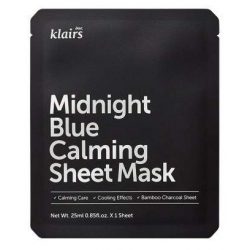 MIIN Mascarilla Midnight Blue Calming Sheet Mask