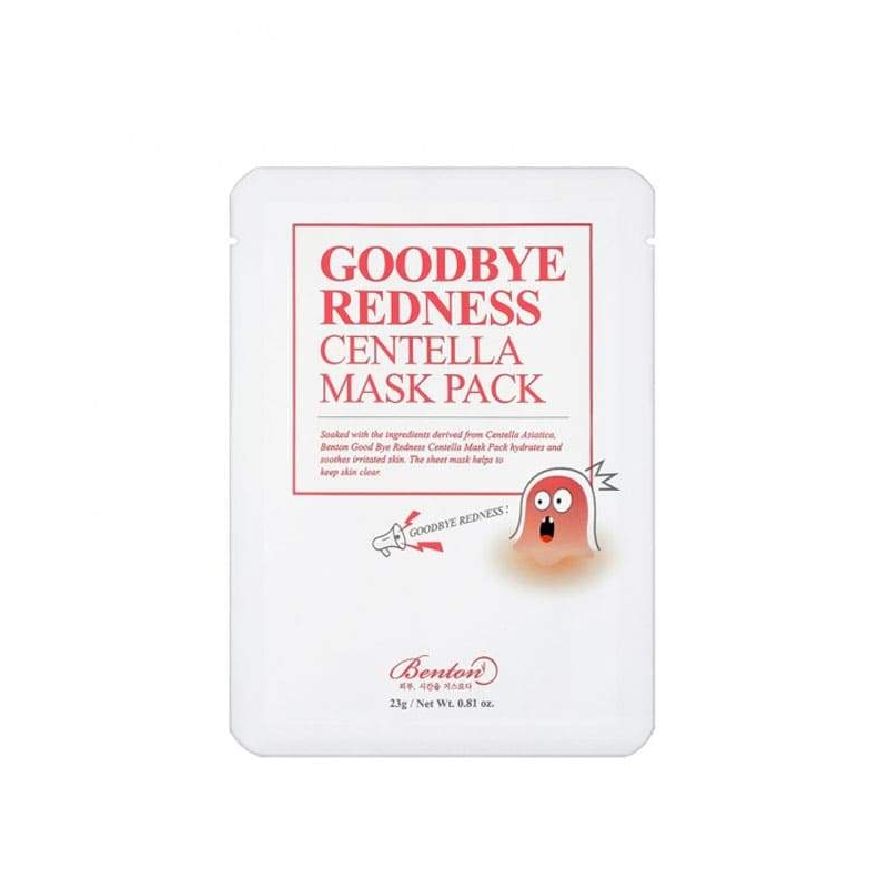 MIIN Mascarilla Goodbye Redness Centella Mask