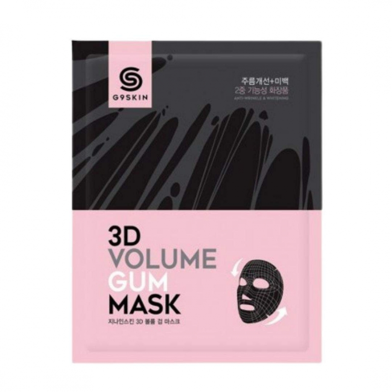 MIIN Mascarilla 3D Volume Mask