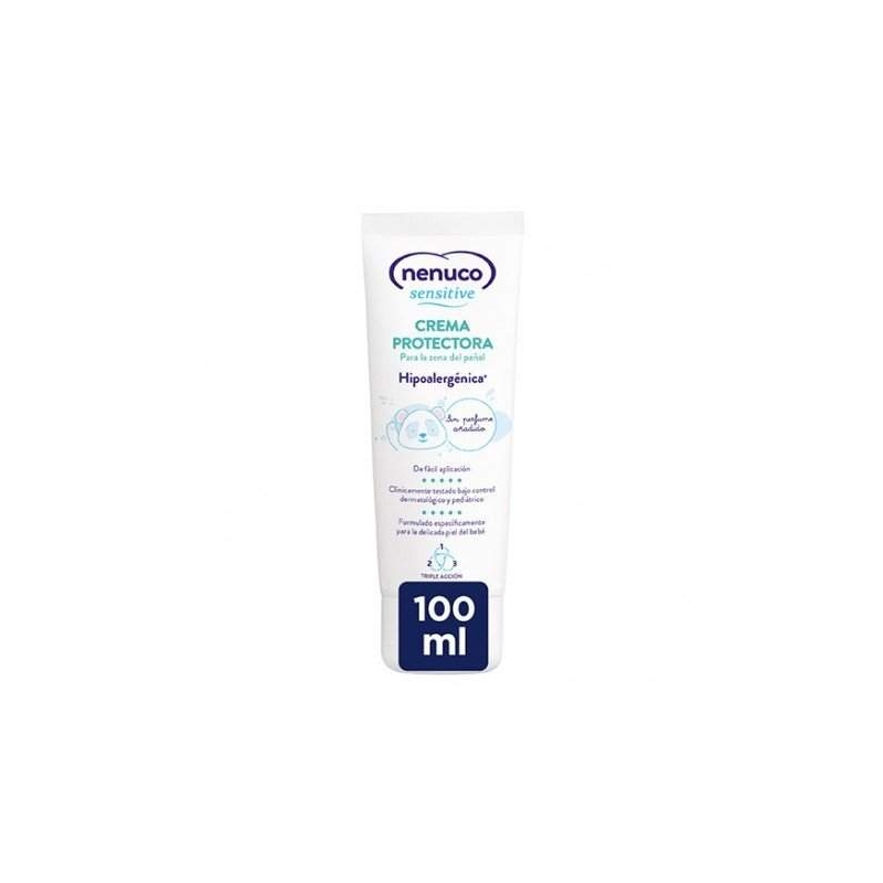 Nenuco Sensitive Crema Protectora 100ml