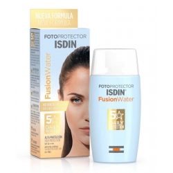 ISDIN Fotoprotector SPF50+ fusion water