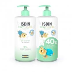 ISDIN Baby Naturals Pack Gel Champú 750ml
