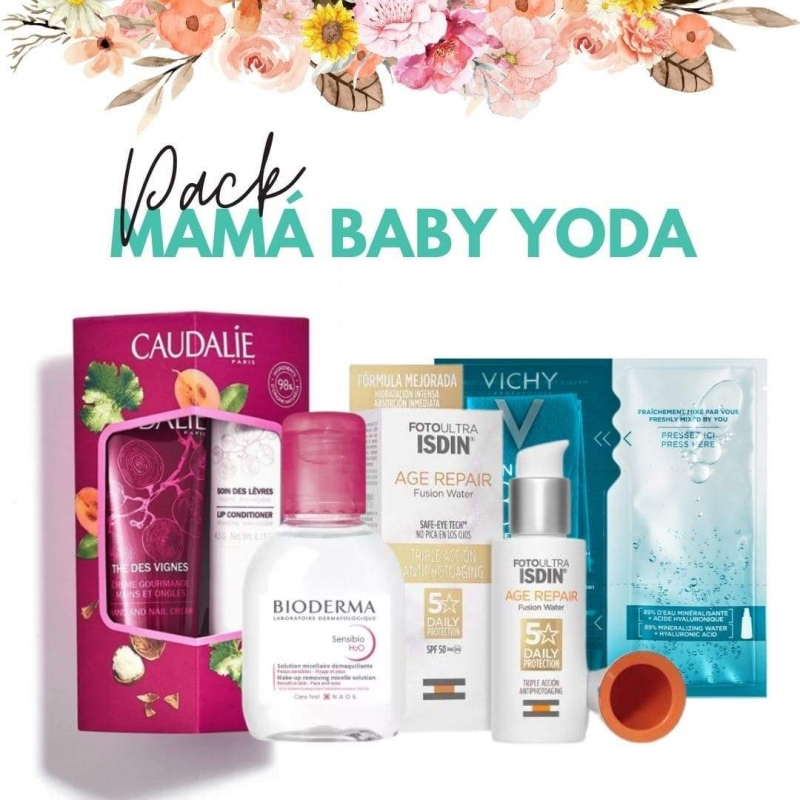 Pack Mama Bay Yoda