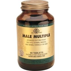 SOLGAR male mltiple( complejo para el hombre)