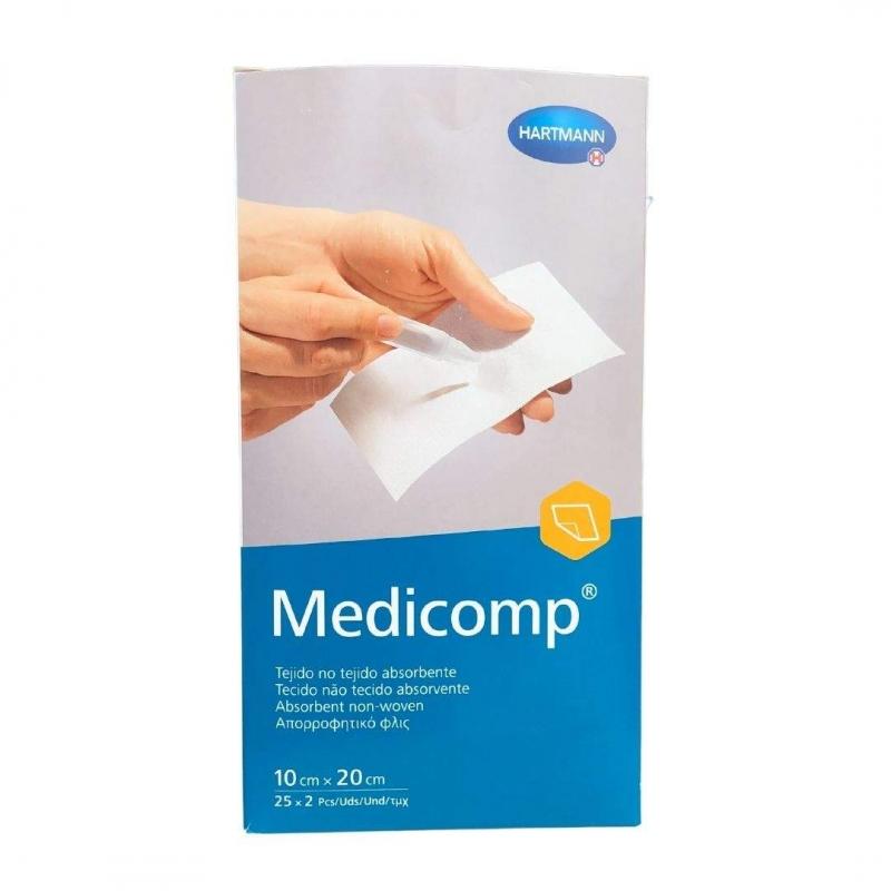 Medicop 10x20cm 25sobres x 2 Uds
