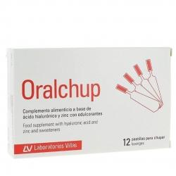 Oralchup  Pastillas Para Chupar 12 ud