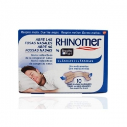 Breathe Richt Tira Nasal Color T -GDE 30 U