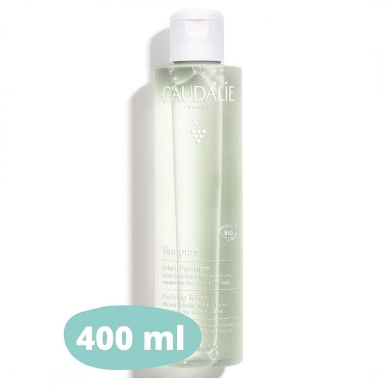 Caudalie Vinopure Tónico Purificante 400 ml