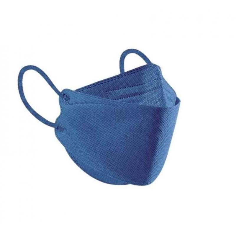 Pack 10 mascarillas FFP2 De Verano Adulto Azul Marino