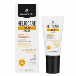 Heliocare  360º Beige Water Gel Protector Solar SPF 50