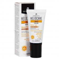 Heliocare 360º Water Gel Bronze Protector Solar SPF50+  50ml