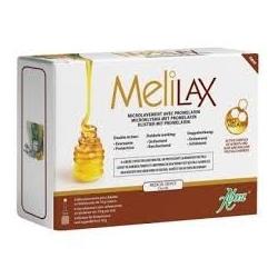ABOCA Melilax microenemas 6 unidades