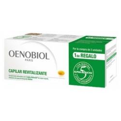 OENOBIOL capilar revitalizante 60 caps 3x2