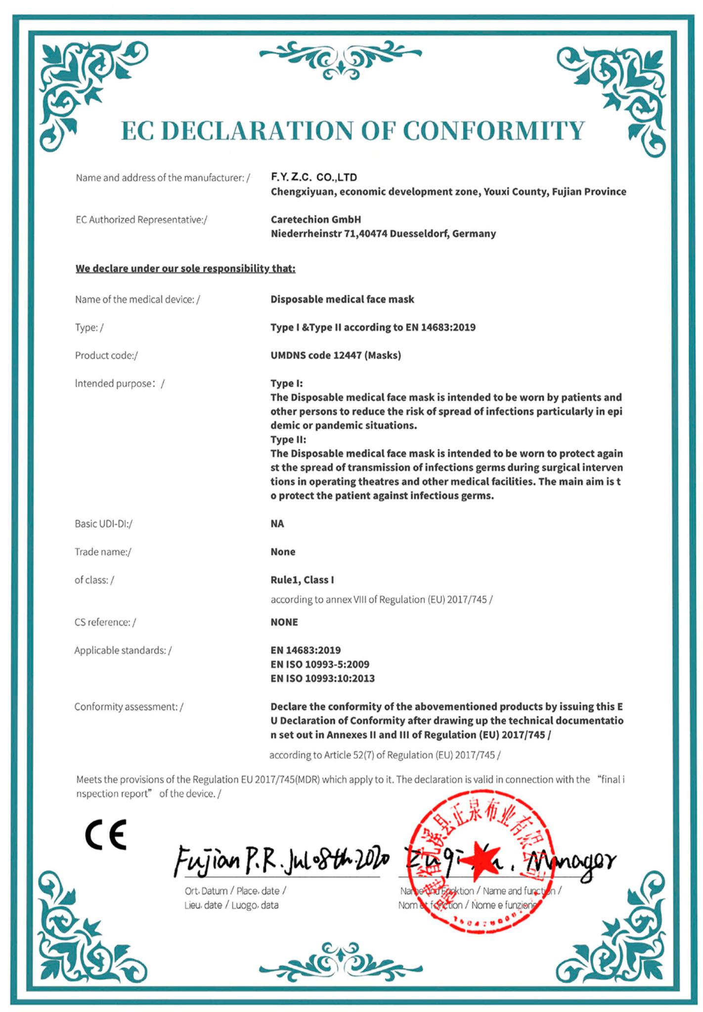 certificado-mascarillas-quirurgicas-azul